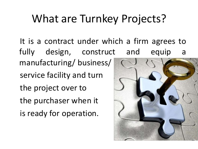 turnkey projects 3 638